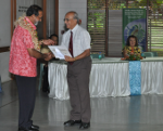Dr TKJ Best Research Award by USP